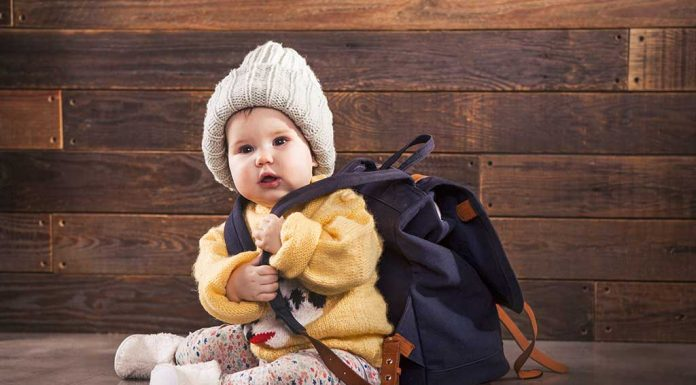 10 Tips for Traveling With an Infant - My First Solo Experience