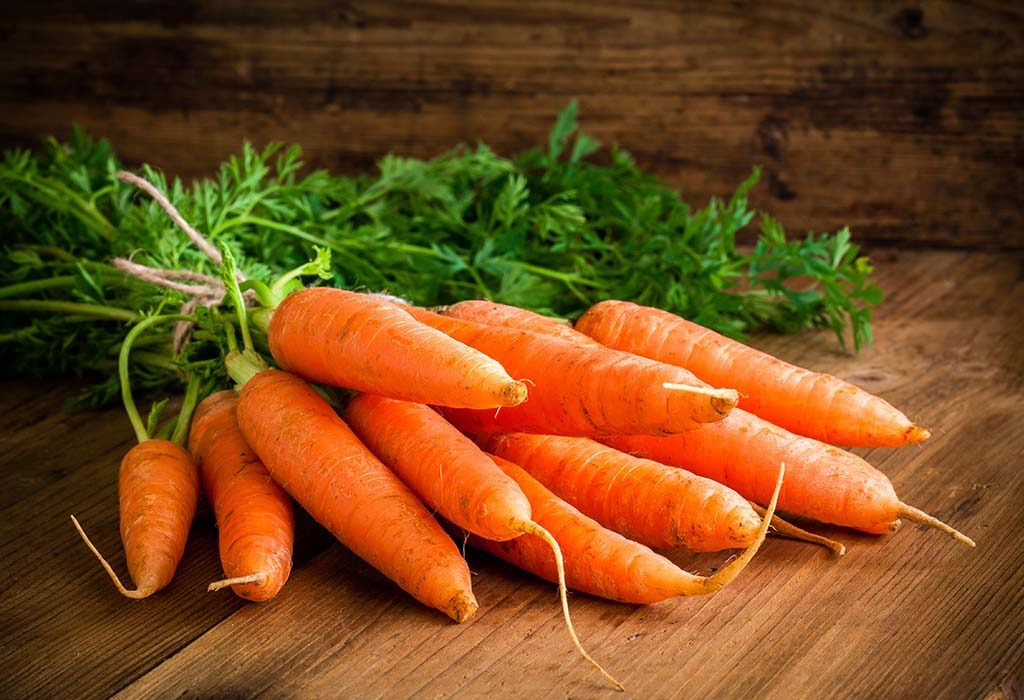 Carrots to prevent cancer