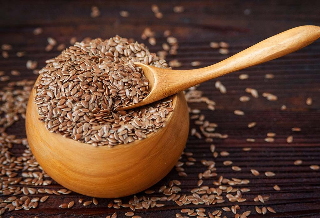 Flax seeds to prevent cancer