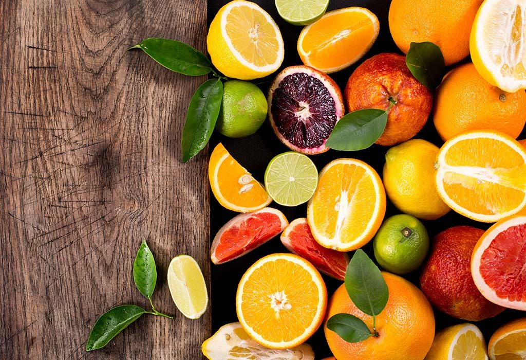 Citrus fruits to prevent cancer