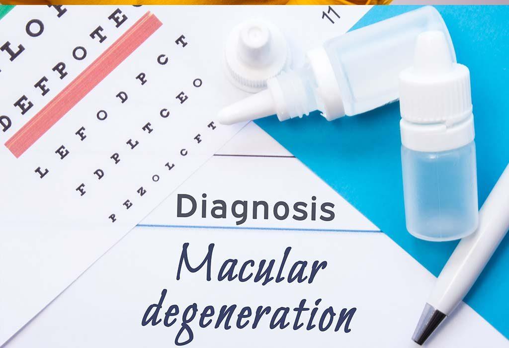 Prevents Macular Degeneration