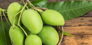 Raw Mango Benefits - 12 Reasons to Add Green Mango (Kairi) to Your Diet In Summer