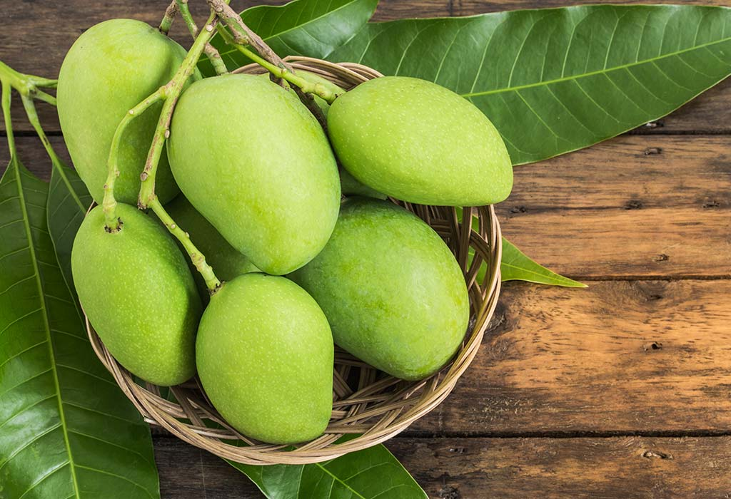 Image of Mango (Green)