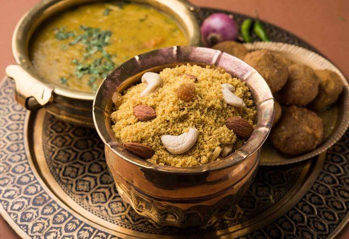 कैसे बनाई जाए राजस्थान की स्वादिष्ट और ज़ायकेदार दाल बाटी