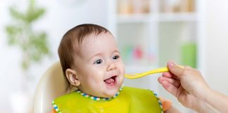 Healthy Homemade Food for Babies Over 6 Months of Age