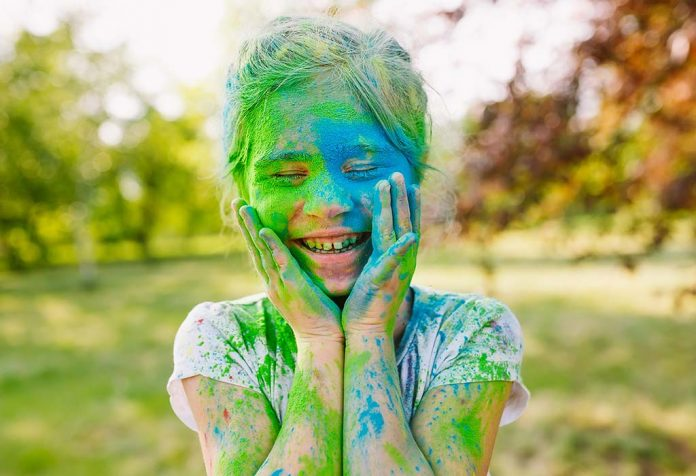 9 hacks to protect your child's skin, hair and nails during holi