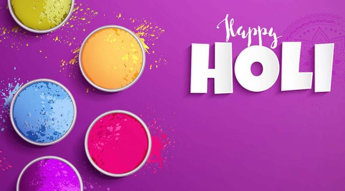 Greet Your Loved Ones with These Colourful Holi Quotes and Wishes
