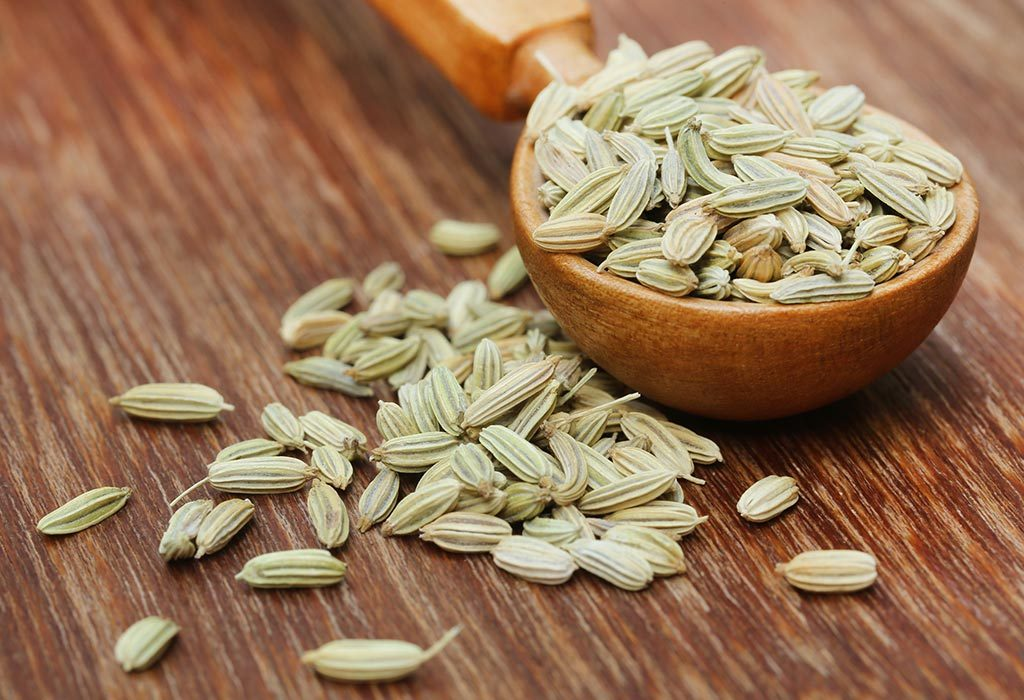 Fennel seeds for gas and bloating