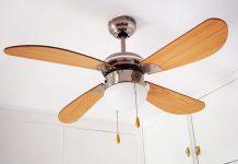 घर के पंखे साफ करने के सुरक्षित और प्रभावी तरीके