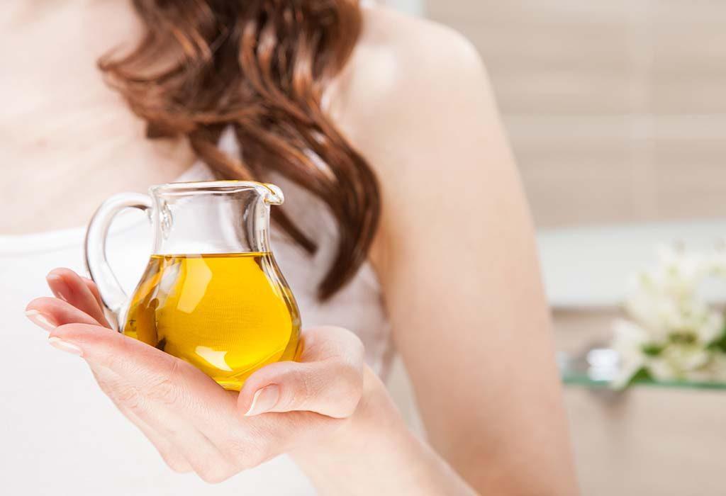 hair oiling tips