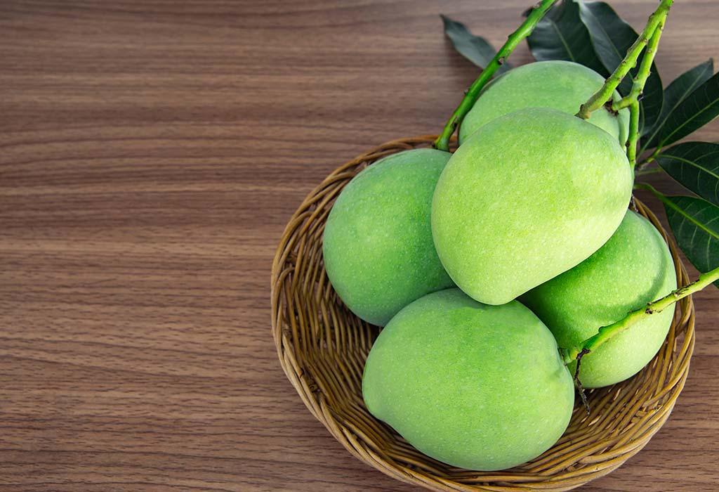 11 Tasty & Easy to Make Raw Mango Recipes