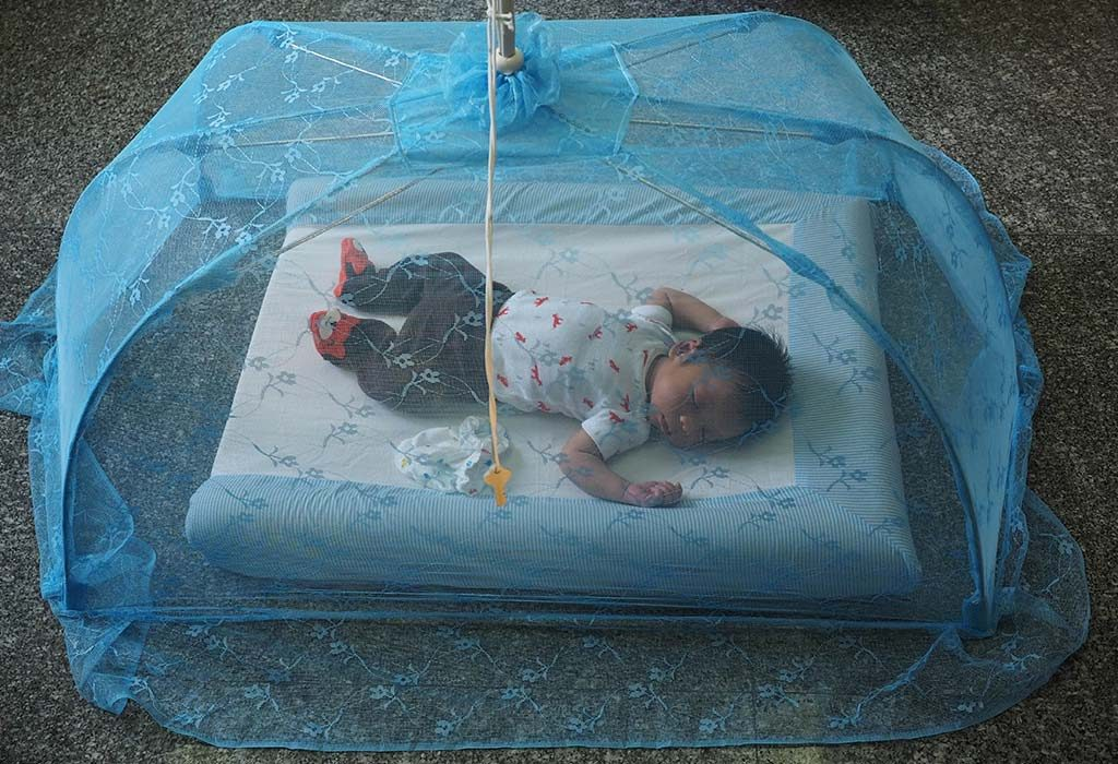 Baby Sleeping on Floor Benefits