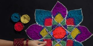 10 Easy Ways To Make Chemical-Free Rangoli Colours at Home