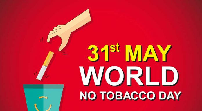 World No Tobacco Day 2019 - Raising Awareness Against Tobacco