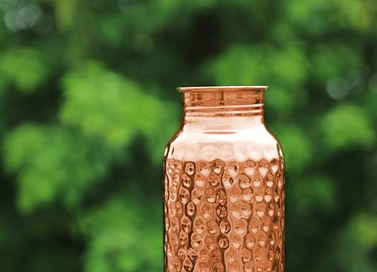 12 Health Benefits of Drinking Water Stored in a Copper Vessel
