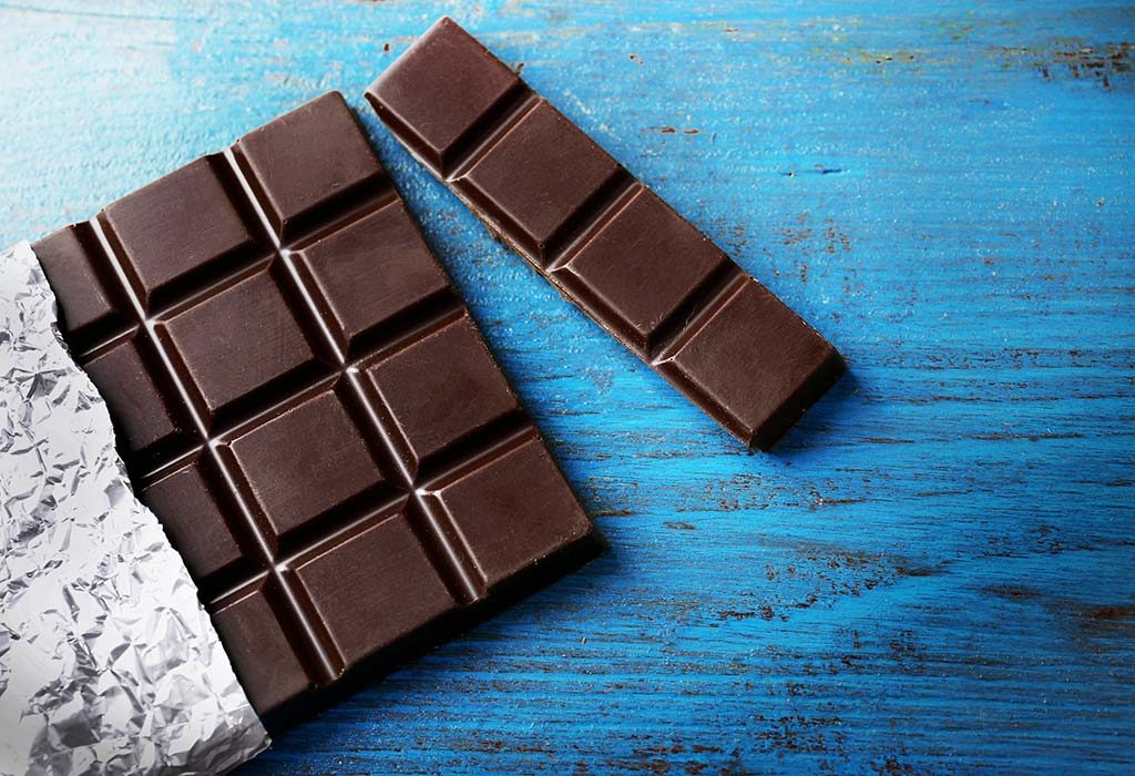 Hair Benefits of Dark Chocolate