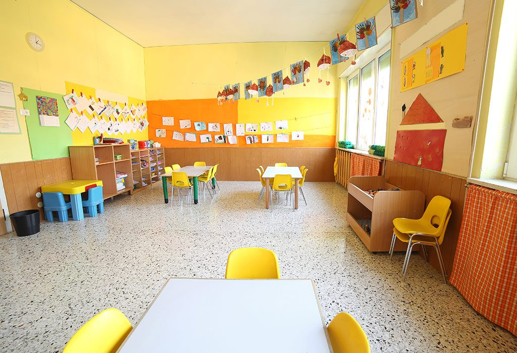 Benefits of a Daycare Centre