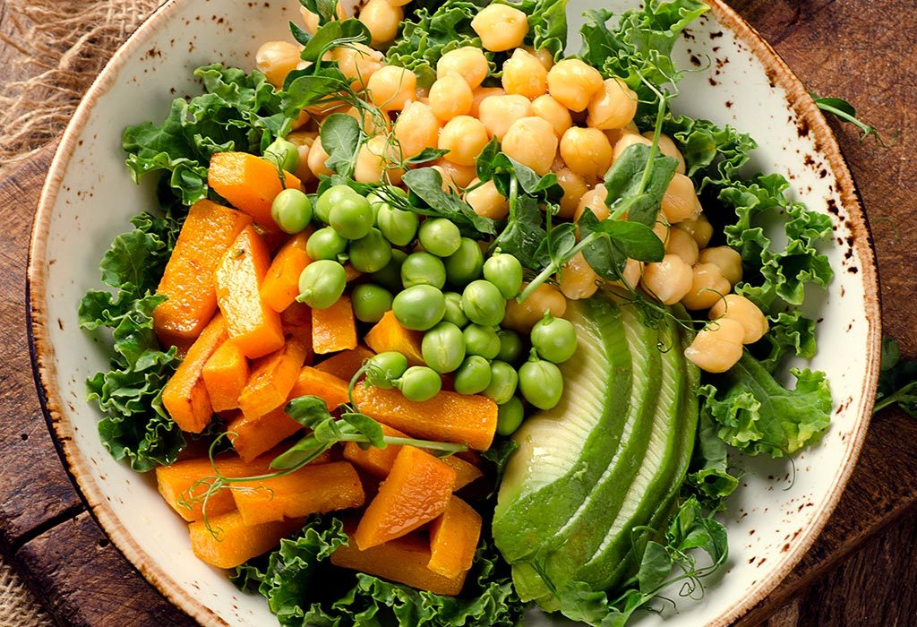 mix veggie salad