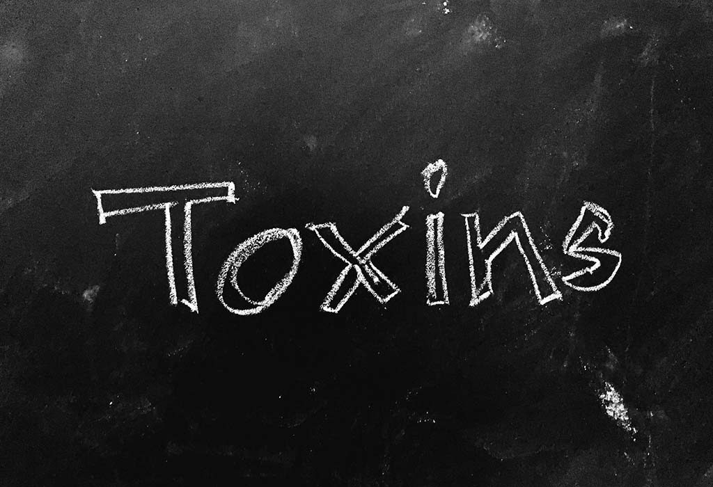 Toxins from your body