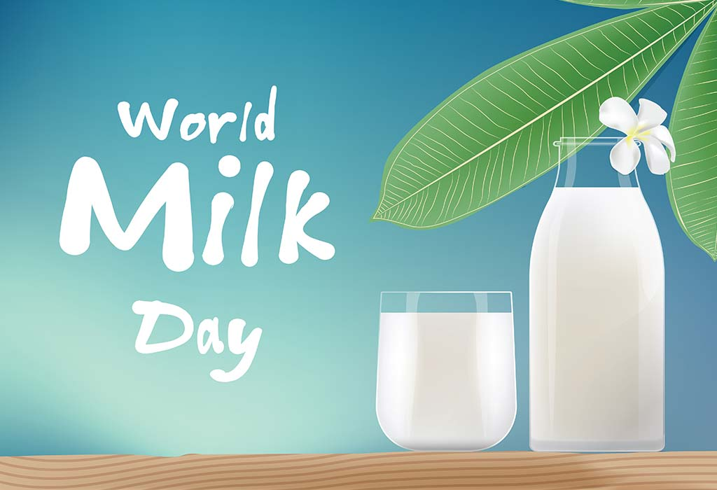 International Milk Day 2021 - Importance, History & Activities