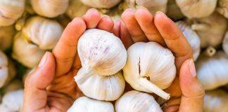 garlic on empty stomach