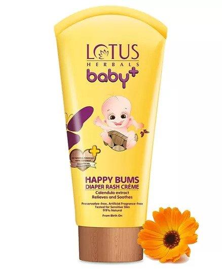 Lotus Herbals Diaper Rash Creme
