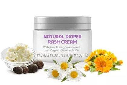 The Moms Co Natural Diaper Rash Cream