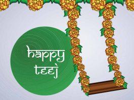 Teej 2019 - Date, Significance, Rituals and Recipe Ideas