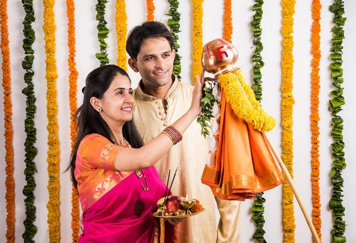 gudi padwa messages for loved ones