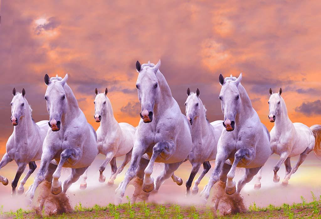Reasons To Keep Running Horse Painting As Per Vastu Shastra