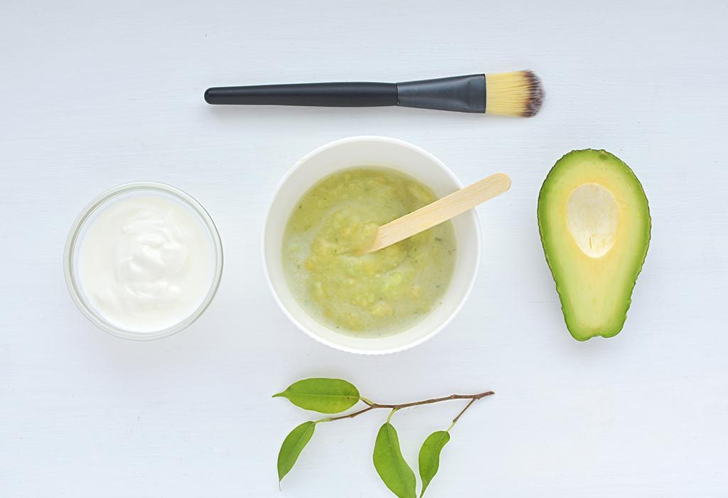 Avocado and Yogurt Night Cream