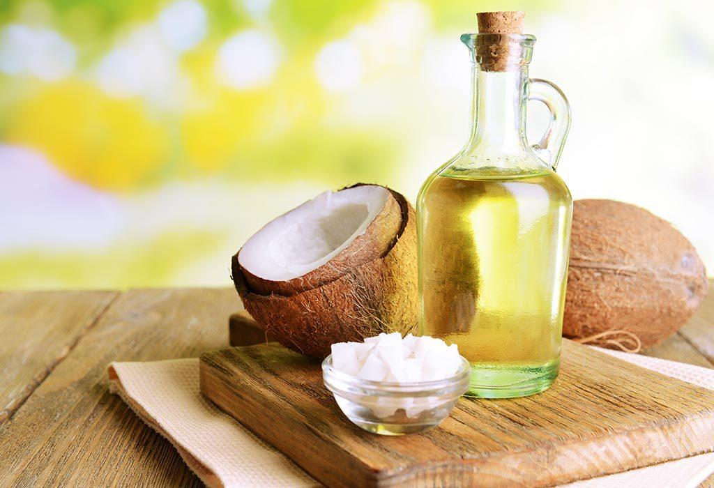 Coconut and Glycerine Night Cream
