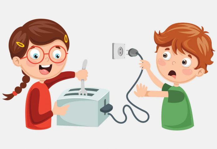 Electrical Safety for Kids – Keep Your Child Away from Shocks