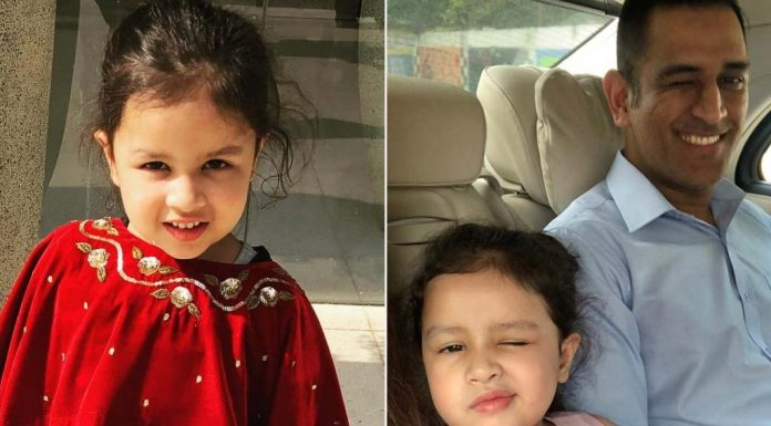 This Video of Dhoni's Daughter Ziva Speaking in 6 Languages is Impressive and Adorable!