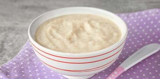 Here's the Recipe for Homemade Cerelac for Your Baby