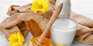 surprising benefits of milk with honey