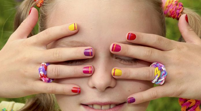 6 Creative and Colourful Nail Art Ideas for Kids