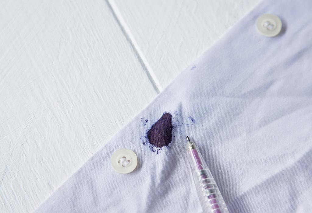 How To Remove Ink Stains From Clothes 11 Easy Home Remedies