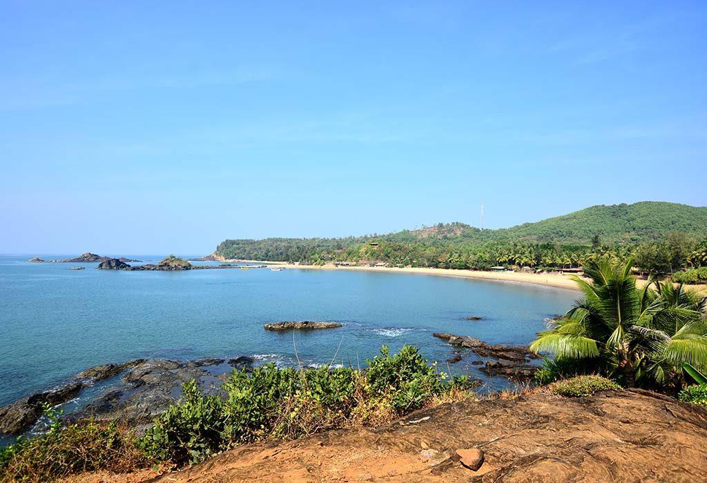ganga beach