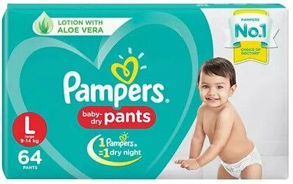 Pampers Pant Style Diapers