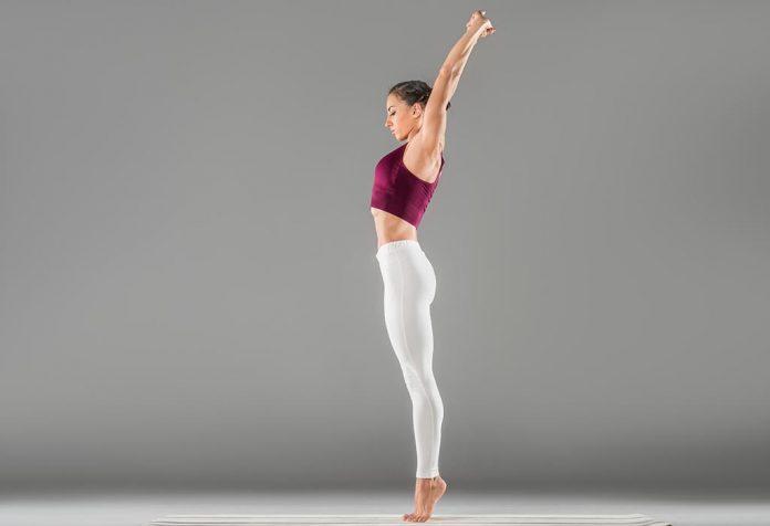 Tadasana (Mountain Pose) - Benefits and Steps