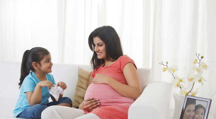 गर्भधारणा: ३८वा आठवडा