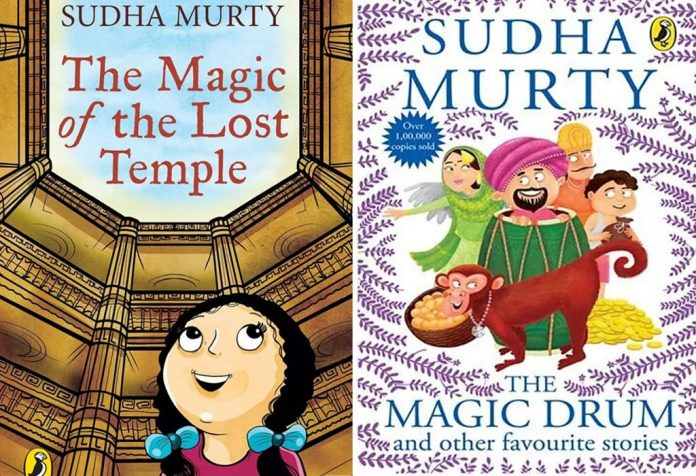 Top 7 Children's Stories by Sudha Murty