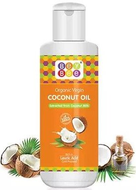 Bey Bee Extra Virgin Organic Coconut Oil
