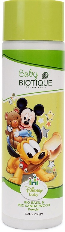 Baby Biotique Mickey Mouse Powde