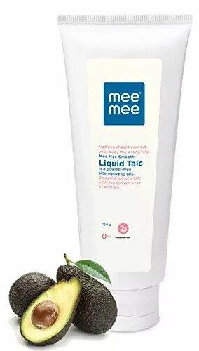 Mee Mee Velvety Soft Liquid Talc