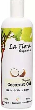 La Flora Organics Organic Coconut Oil