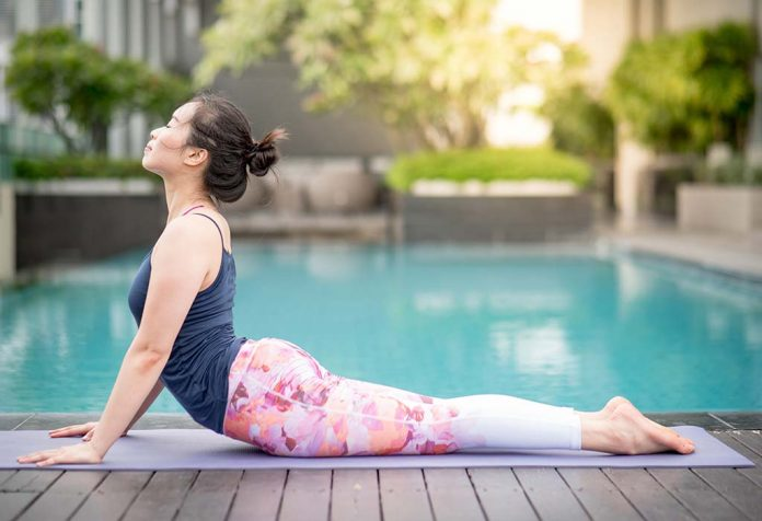 bhujangasana benefits and how to do it