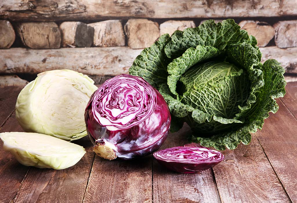 cabbage in regular diet good or bad