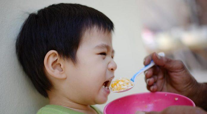 harmful effects of force feeding children